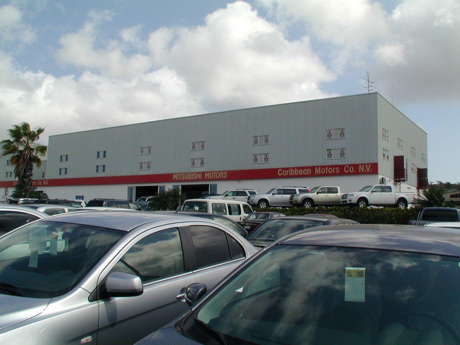 Caribbean Motors is using Free Software